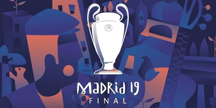 Champions League final!