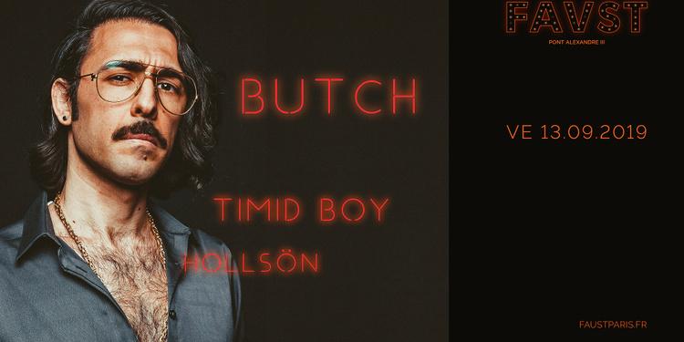 Faust: Butch, Timid Boy, HollSön