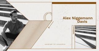 Alex Niggemann, Davis