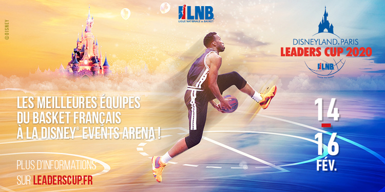 Disneyland® Paris Leaders Cup LNB 2020