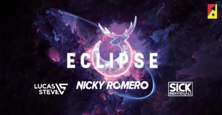 ECLIPSE 2019-Nicky Romero x Lucas & Steeve x Sick Individuals