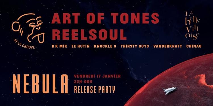 De La Groove à Bellevilloise: Nebula Release Party