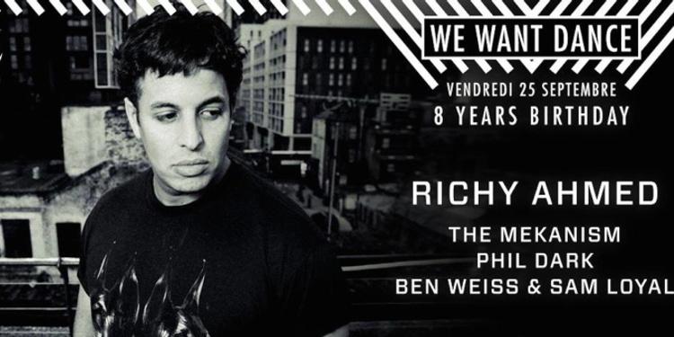 We Want Dance : 8 Years Birthday