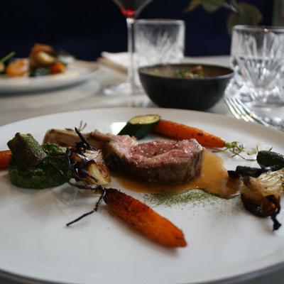 Restaurant Sourire nouvelle table du 13ème