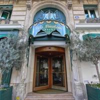 The Bridge Bar and Tea House - Bar de l'hôtel Villa Panthéon