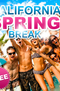 spring break california party - California Avenue - samedi 25 avril
