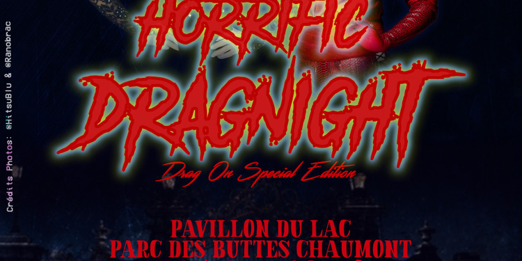 Special Halloween - Horrific DragNight