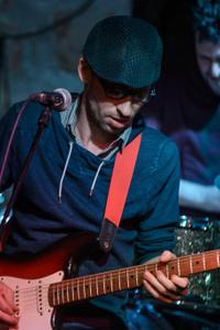 Concert et Jam Blues- Blues Funk - Jo Champ - Le Caveau des Oubliettes - dimanche 29 décembre