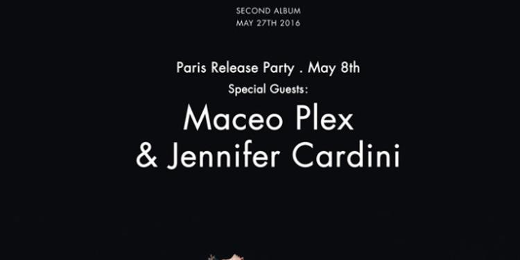 MONDO ALTERANO REBOLLEDO ALBUM RELEASE PARTY W/ MACEO PLEX - JENNIFER CARDINI - REBOLLEDO