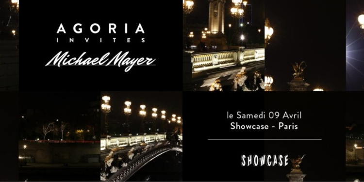 AGORIA Invites MICHAEL MAYER
