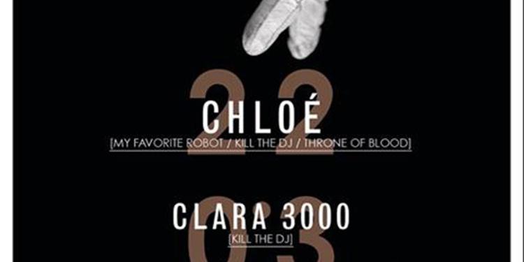 La Klepto: Chloe, Clara 3000, Nicol, Marion