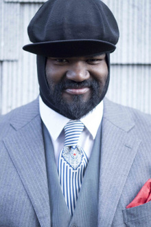 Showcase Gregory Porter