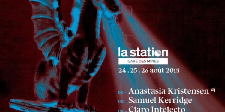 Festival Station Électronique ³: Claro Intelecto — Samuel Kerridge — Ploy..