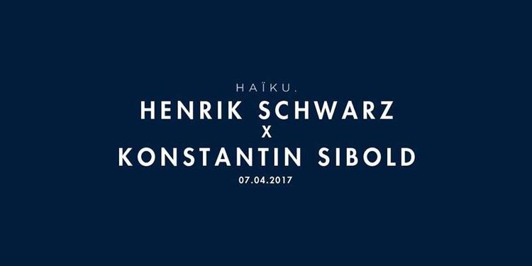 HAïKU avec Henrik Schwarz, Konstantin Sibold