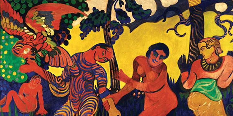 André Derain 1904 - 1914 : La décennie radicale