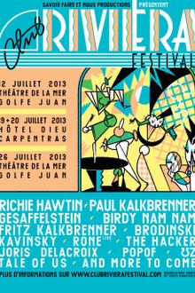 Club Riviera Festival 2013
