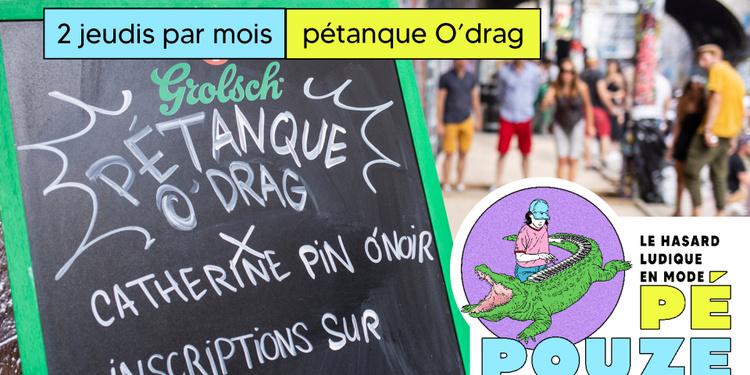 PétanquO'drag
