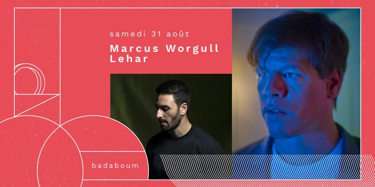 Marcus Worgull, Lehar