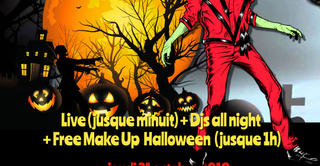 Thriller Halloween Night