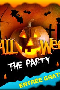 Halloween The Party - California Avenue - samedi 31 octobre