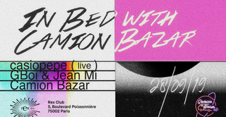In bed with Camion Bazar Invite Casiopepe Live, Gboi & Jean Mi