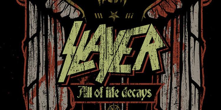 Slayer et Anthrax en concert