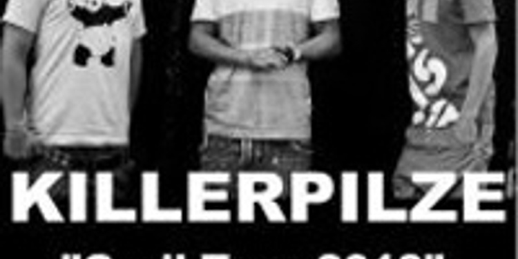 Killerpilze - grell tour 2013 + guest