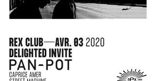 Delighted Invite: PAN-POT, Caprice Amer, Street Machine
