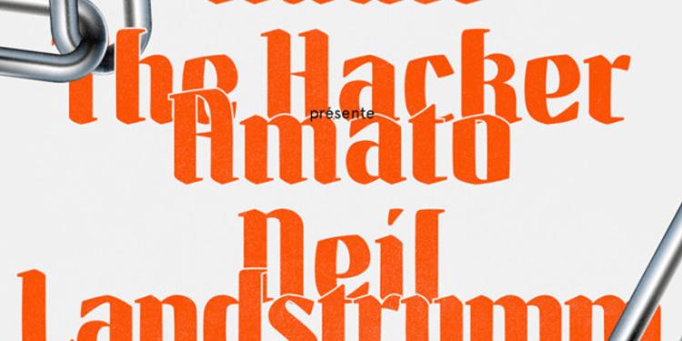 Guilty Dogs invite Helena Hauff - The Hacker aka Amato (Live) - Neil Landstrumm (Live) - Syrob