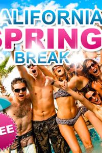 spring break california party - California Avenue - samedi 13 juin