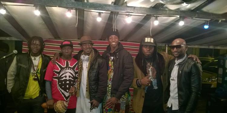 Tropical Funky Fever - spécial Nuit Mandingue Afrique de l'Ouest