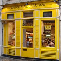 Sacha Finkelsztajn - La Boutique Jaune