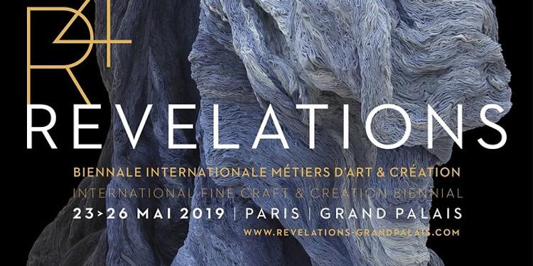 Révélations 2019, la biennale international des métiers d'art et création au Grand Palais