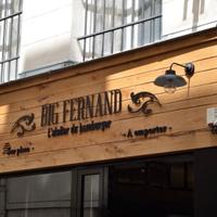Big Fernand - Montorgueil