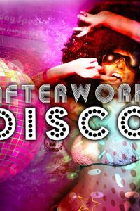 afterwork disco - California Avenue - mercredi 25 novembre