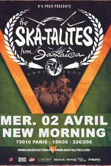 The Ska-Talites en concert