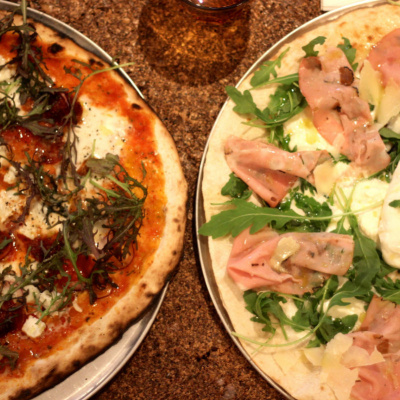 Restaurant Faggio à Paris : la pizza italienne débarque à Anvers