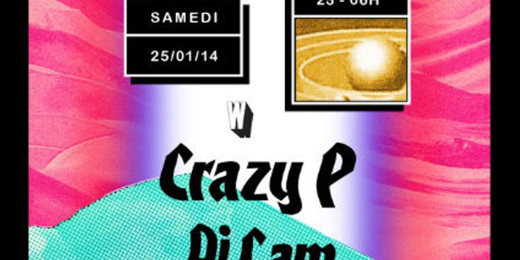 Nouveau Disco: Crazy P, Dj Cam, Dj Yellow