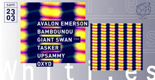 Concrete x Whiti.es: Avalon Emerson, Bambounou, Giant Swan Live