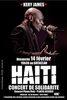 Kery James & Guests - Concert Solidarité Haïti