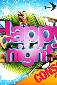 happy night - Hide Pub - samedi 8 août
