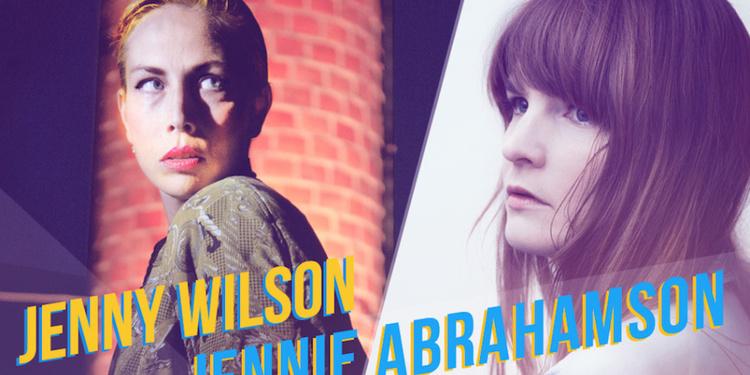 I love sweden #3 w/ Jenny Wilson + Jennie Abrahamson