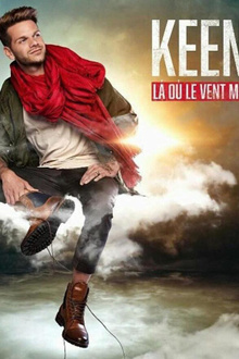 Keen'V en concert