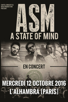 ASM - A State of Mind & THE BLACK KNIGHT CHAMBER ORCHESTRA