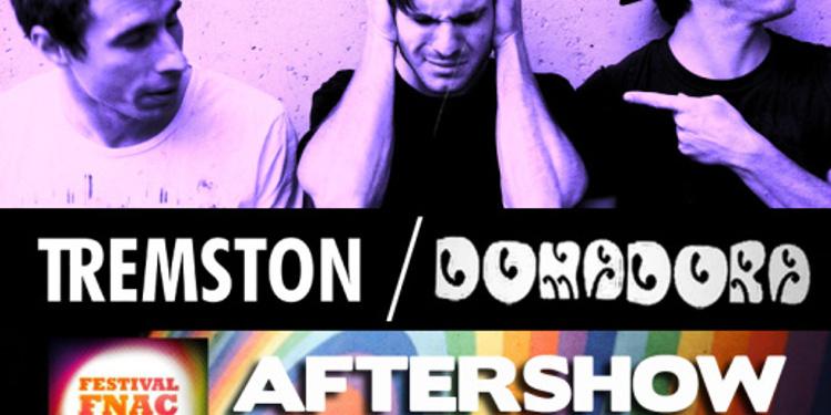 Scène ouverte : live de Tremston & Domadora + aftershow Mina Tindle