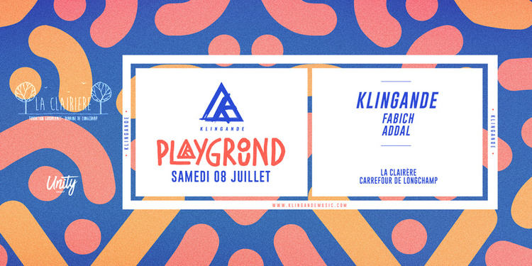 Playground : Klingande x La Clairière