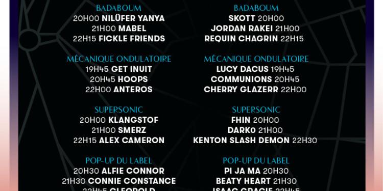 Pitchfork Avant-Garde 2016