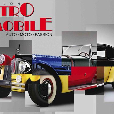 Retromobile 2014 : l'automobile dans le rétro à la porte de Versailles