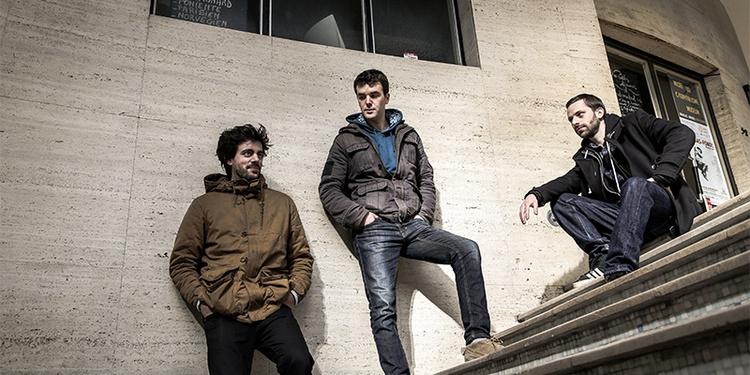 Jeremy Dumont Trio dans le cadre du festival JAZZ SUR SEINE 2015