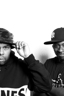 Ghettoblaster : Pete Rock & CL Smooth, Cut Killer & Joey Starr